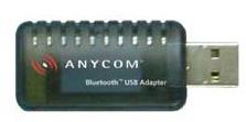 ANYCOM Blue USB Adapter USB-100