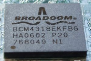 Broadcom bcm94318mpg mini pci windows
