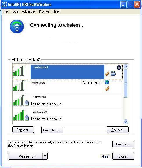 2915abg Intel Wireless Drivers