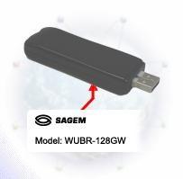 Sagem WUBR-128GW