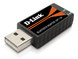 D-Link DBT-120 Wireless Bluetooth 2.0 USB Adapter