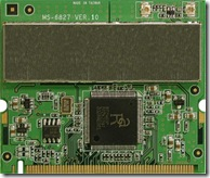 MSI MP11B2 MiniPCI Card