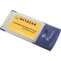 Netgear WAG511 802.11abg Dual Band PC Card