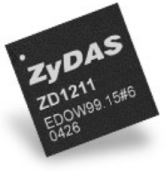 ZyDAS ZD1211 USB Wireless Chipset