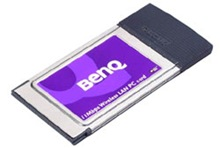 Benq AWL100 Wireless LAN PC Card