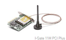 I-Gate 11M PCI plus