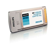 Philips Wireless Notebook Adapter SNN6500