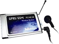 Billionton PCGPRSQ GPRS-GSM PCMCIA Adapter