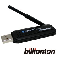 Billionton UBTBR1R Bluetooth USB Dongle
