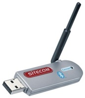 Sitecom CN-521 Bluetooth 2.0 Adapter