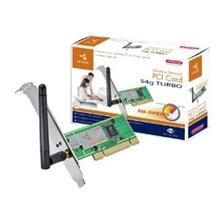 Sitecom WL 171 Wireless Network PCI Card