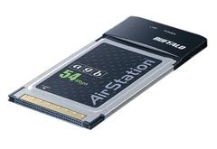 Buffalo WLI-CB-AG CardBus Adapter
