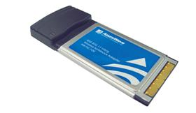 AzureWave AW-NC100 802.11 n/g/b Wireless Notebook Adapter