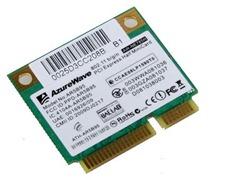 AzureWave AW NE785H WLAN Card Windows XP, Vista, Win7 Drivers