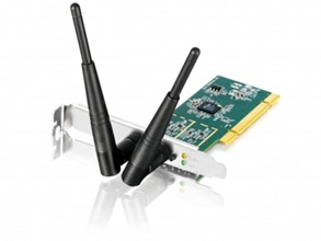Network  Card on Install This Wireless Network Pci Card 300n Into Your Desktop