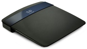 Linksys E3200 High Performance Dual-Band N Router