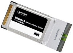 Wireless b pci adapter wmp11