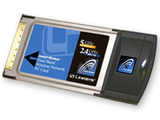 linksys wireless g notebook adapter drivers: