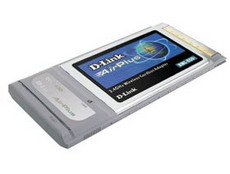 D-Link AirPlus DWL-650+ Wireless 22 Mbps PC Card
