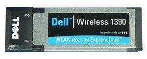 NEW DRIVERS: DELL WIRELESS 1390 WLAN MINI-CARD
