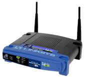 Linksys Instant Wireless-G Access Point
