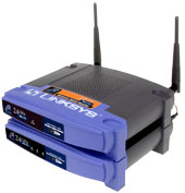 Linksys Wireless Signal Booster