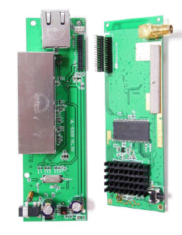 ASUS WL-530g boards