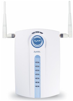 ZyXEL ZyAIR G-2000 Plus 802.11g Wireless 4-port Router