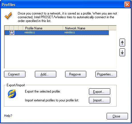 Intel proset/wireless software 20. 60. 0 (windows 7 64-bit) download.