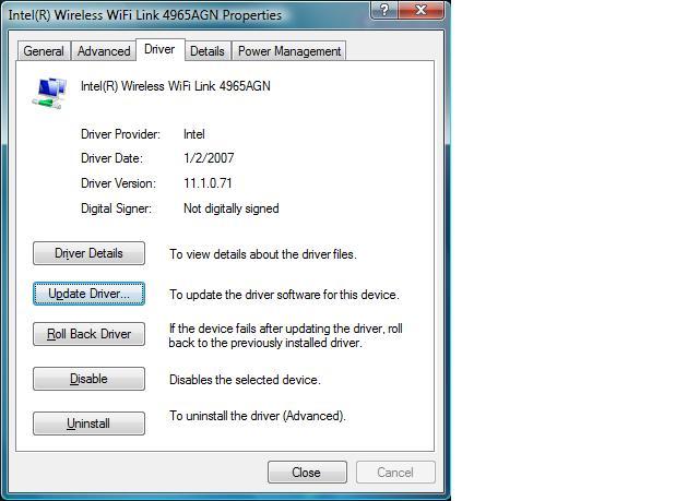 Download Intel PRO/Wireless …