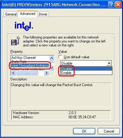 intel pro wireless 3945abg driver