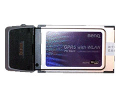 BenQ-W10-GPRS-WLAN-Card