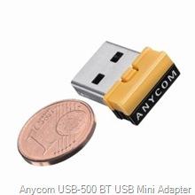 Anycom USB500 Bluethooth USB Mini Adapter