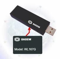 Sagem WL167G