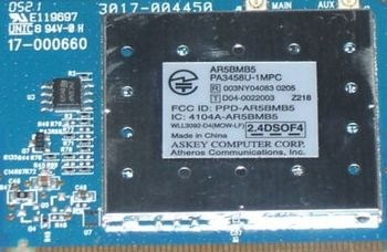 Toshiba libretto U105 Atheros Wireless (802.11 a g/g) Client Windows 8 X64 Driver Download