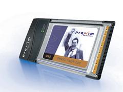 Proxim ORiNOCO 8470 802.11b / g pc-kaart