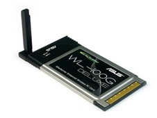 Asus Wireless Card WL-100W Windows 8