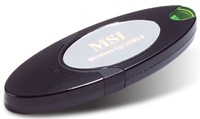 MSI US54G Wireless 11G USB Stick