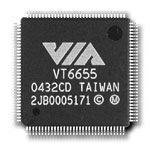 VIA Solomon VT6655