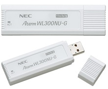 NEC Aterm WL300NU-AG Router Drivers for Mac