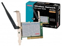 Sitecom Wl-110i PCI Adapter