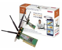 sitecom WL-151 Wireless PCI Card