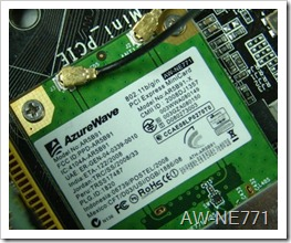 ATHEROS AW-GE780 WIRELESS LAN CARD TREIBER WINDOWS 10