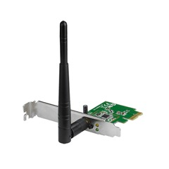 Asus PCE-N10 802.11b/g/n Wireless PCI-E Adapter