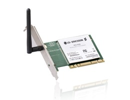 LG-Ericsson PCI-1020 Wireless 802.11n PCI Adapter