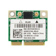 Dell Wireless WLAN 1530 Half MiniCard