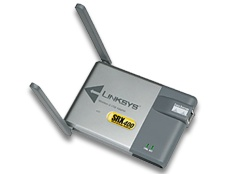 Linksys wireless g wusb54gs